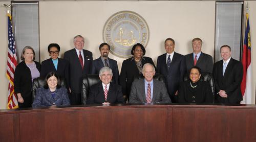 NC Medical Board | Board Members