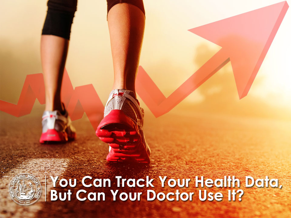 Sure You Can Track Your Health Data, But Can Your Doctor Use It?